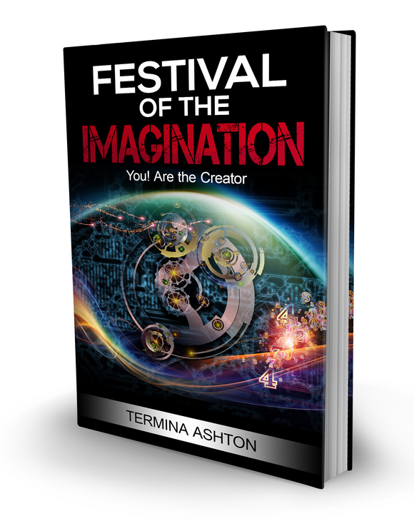 Festival of the Imagination – You Are the Creator!