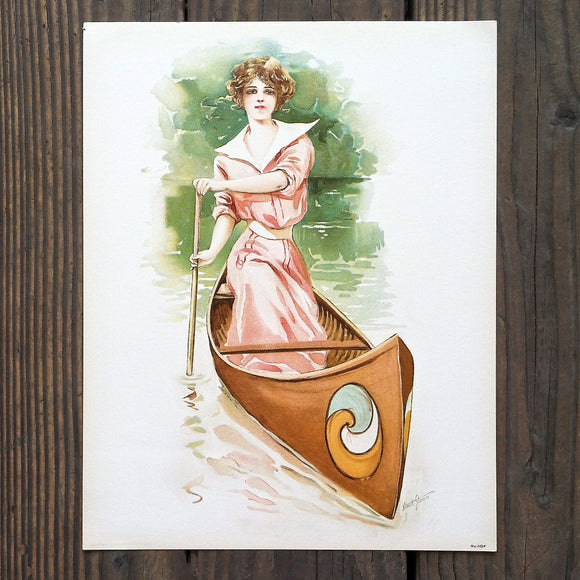 Victorian Lithograph Prints