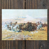 CHARLES RUSSELL Western Art Prints 1930s