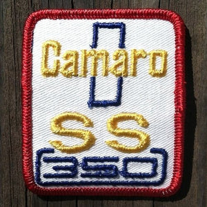 CHEVROLET CAMARO Fabric Patch 1969
