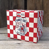 YANKEE GIRL Scrap TOBACCO Chew Smoke Box 1930s