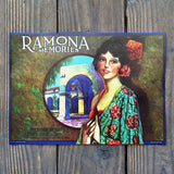 RAMONA MEMORIES Citrus Crate Box Label