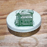 WILLIAMS ANTI PAIN  Ointment Salve RX Tin 1900s