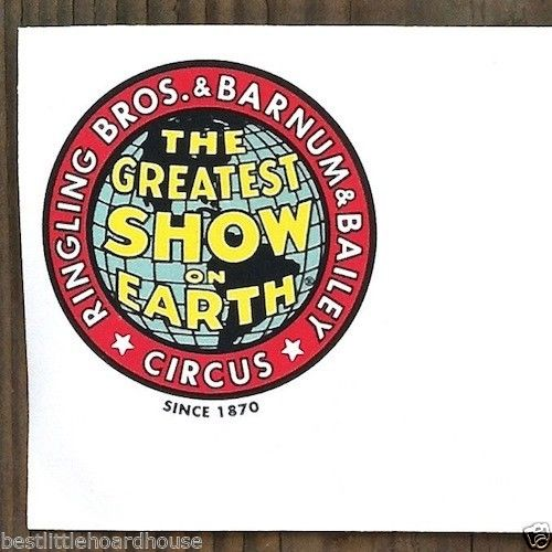 RINGLING BROS BARNUM BAILEY CIRCUS Envelopes 1950s