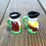 JAPAN TOBY MUGS State Fair Claw Prizes 1940s