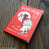 FOTOFUN Postcard Book 1935