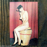 Kitty Bang Bang 1950s BURLESQUE PINUP Collectible Cards