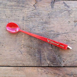 SMIRNOFF VODKA Toy Whistle Bar Swizzle Stir Stick 1960s