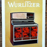 WURLITZER PLAYER Playing Card