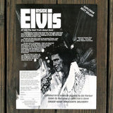 Inside ELVIS PRESLEY 1978 Promotional Book Offer