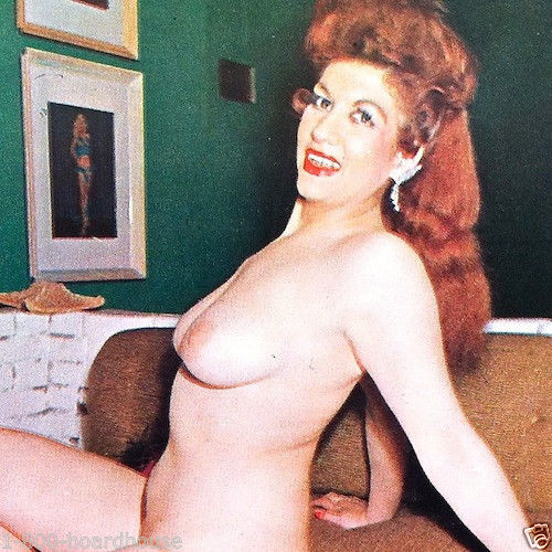 TRIXIE LITTLE 1950s BURLESQUE PINUP Card Collection