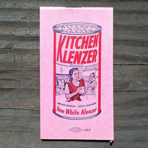 KITCHEN KLENZER Soap Flakes Booklets 1940s