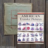 AMERICAN TRANSFER PICTURES Tattoo Decal Store Display