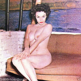 Darlene Devine 1950s BURLESQUE PINUP Collectible Cards