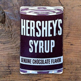 HERSHEY'S SYRUP CHOCOLATE Playing Card