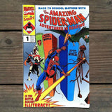 AMAZING SPIDERMAN MARVEL Comic #1 1991