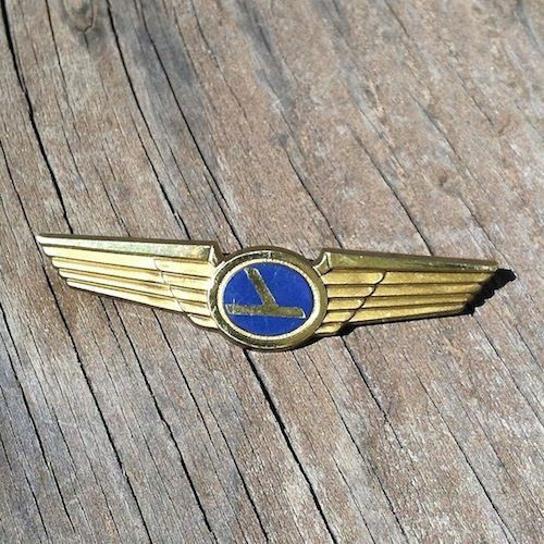 EASTERN AIRLINES Pilot Kid Wings Pins 1960s