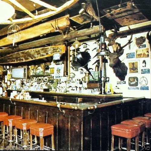 CHISELER'S INN Bar Postcards1960s