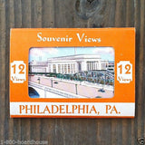 PHILADELPHIA PA Post Card Booklets 1930s