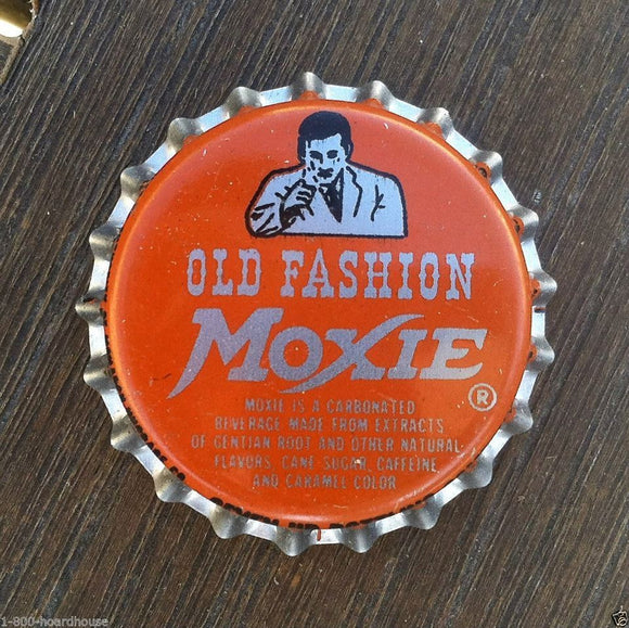 OLD FASHION MOXIE Soda Bottle Cap 1960s