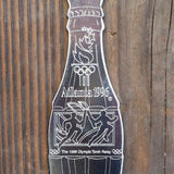 COCA-COLA Coke Metal Bottle Opener 1996