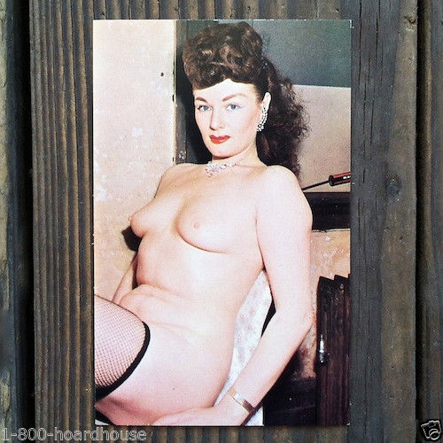 Candy Cabaret 1050s BURLESQUE PINUP Card Collection