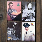 ELVIS PRESLEY 1982 Trading Card Collection