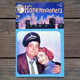 HONEYMOONERS COMIC BOOK 1986