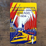 CENTURY OF PROGRESS CHICAGO Playing Card