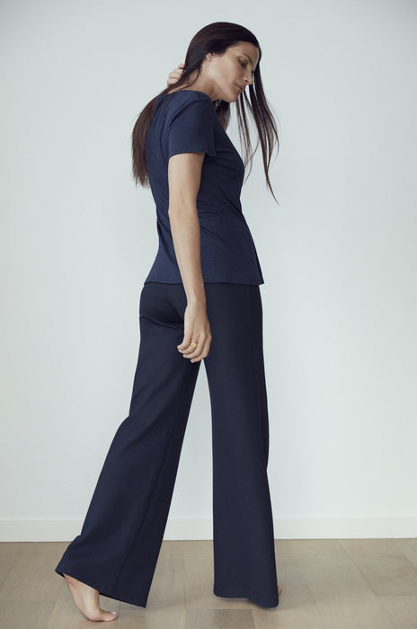 ROYL LUXE MIDWAIST PALAZZO PANT