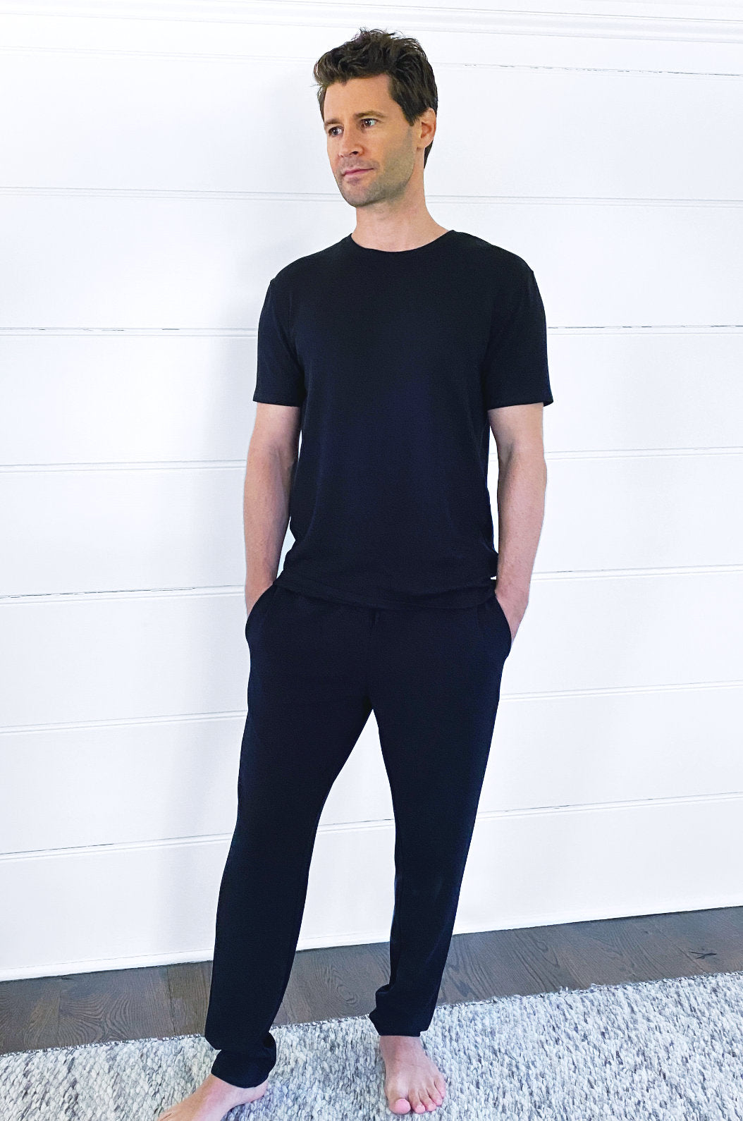 Luxury loungewear - LUXE MODAL PULL ON PANT