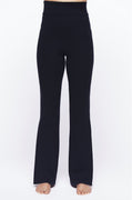 Luxury loungewear - ULTRA HIGH WAIST SIDE SLIT PANT