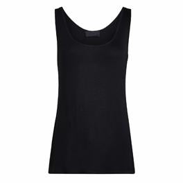 Dress in monochromatic outfits with LIGHTWEIGHT CASHMERE BLEND ELONGATED CAMISOLE TANK | ROYL