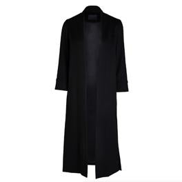 Dress in monochromatic outfits with LIGHTWEIGHT CASHMERE DUSTER | ROYL