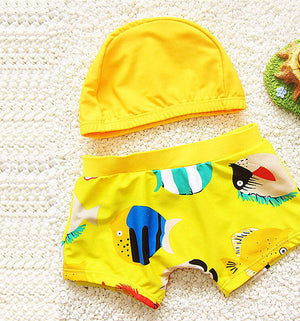 Toddler Boy Swimwear