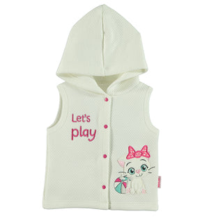 Baby Girl Vests