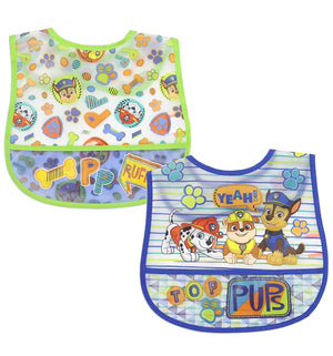 Newborn Burp Clothes & Bibs