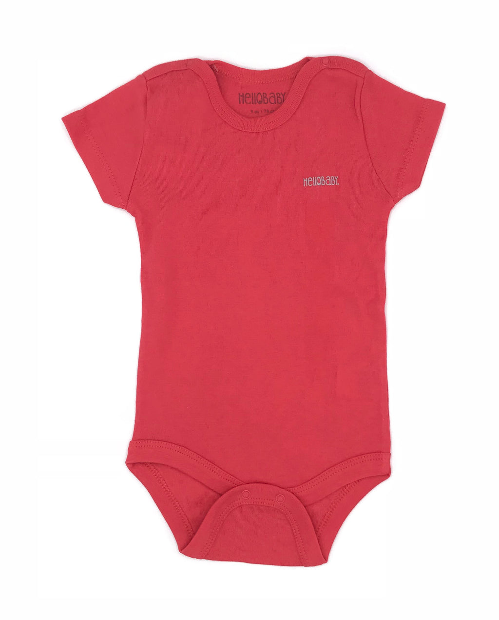 HelloBaby Short Sleve Bodysuit for Baby Girls