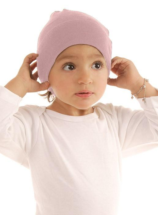 Organic Hat for Baby Girls