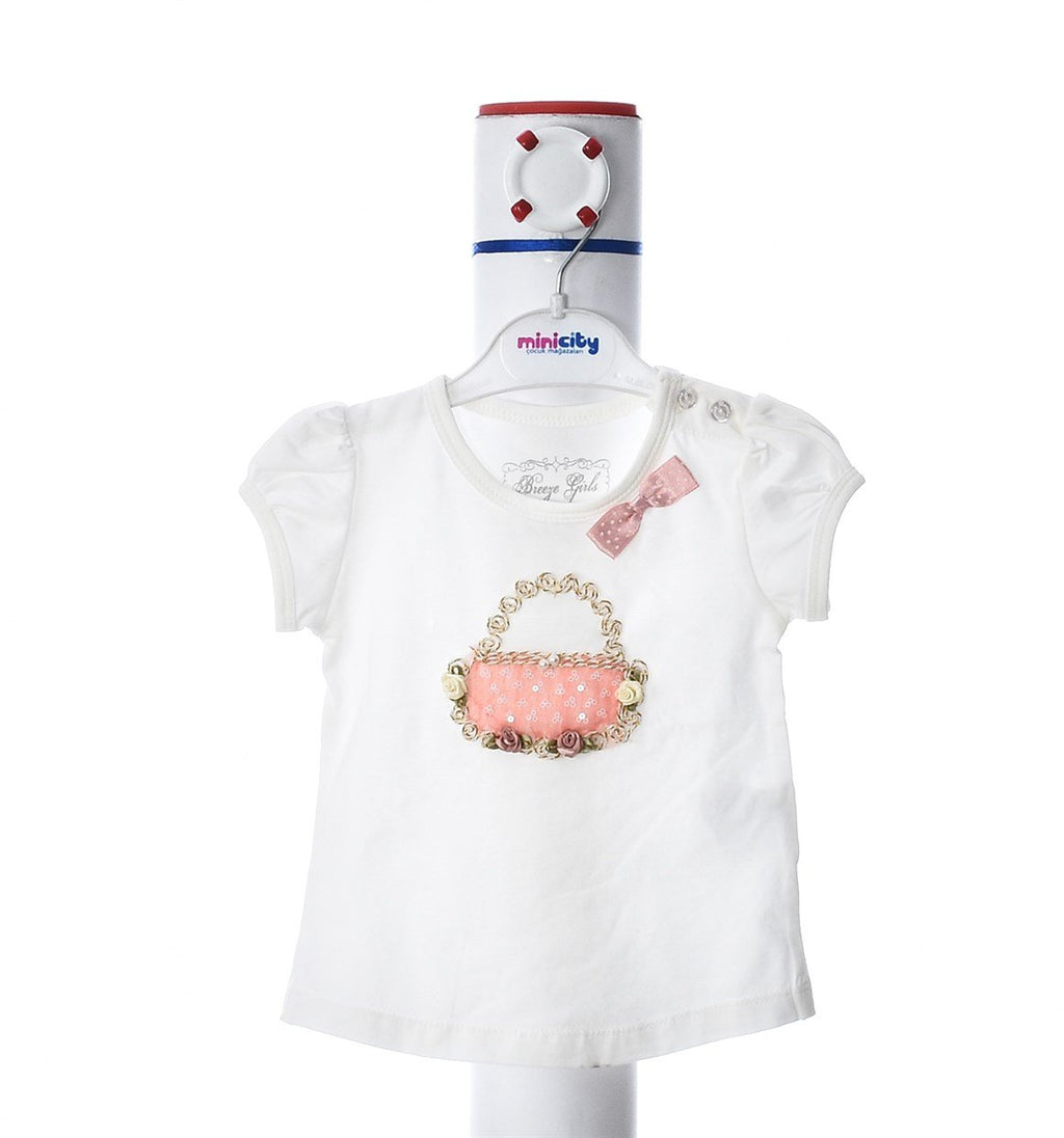 Breeze Girl T-Shirt for Baby Girls
