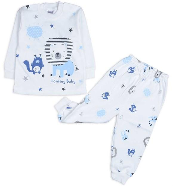 Tontiny 2 Piece Pajama Set for Baby Girls