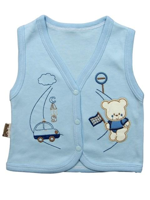 Minikel Hiosery Baby Vest for Baby Boys