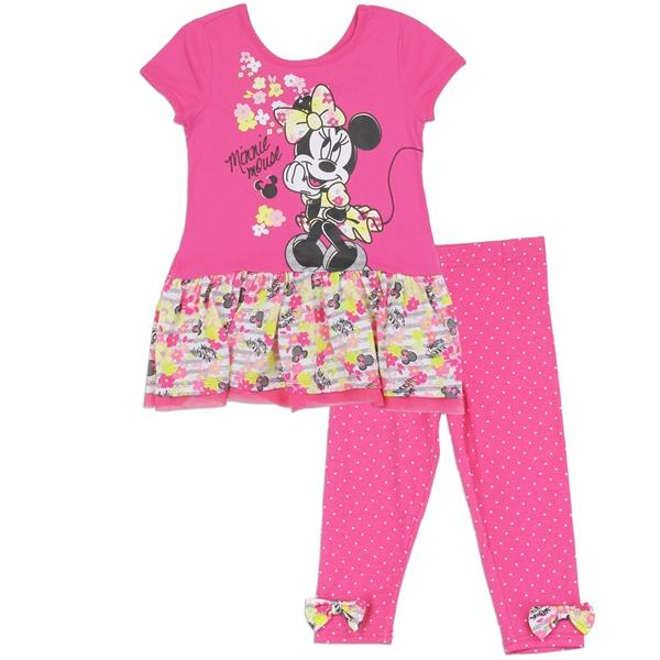 Minnie Mouse 2-Piece Legging Set for Girls