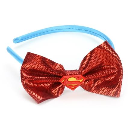 SuperGirl Headband for Baby Girls