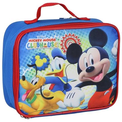 Mickey Mouse Insulated Lunch Bag for Babies & Toddlers