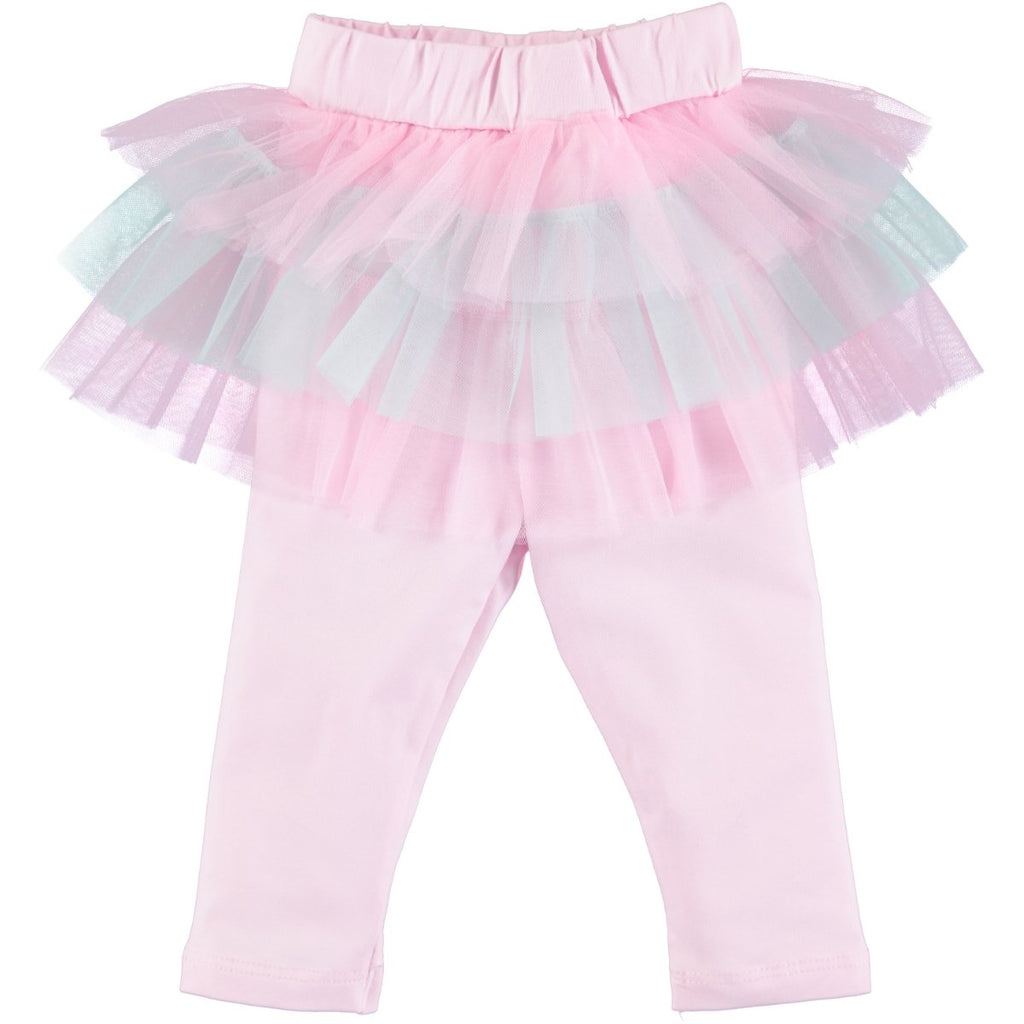 Kujju Gauze Frilly Tights for Baby Girls