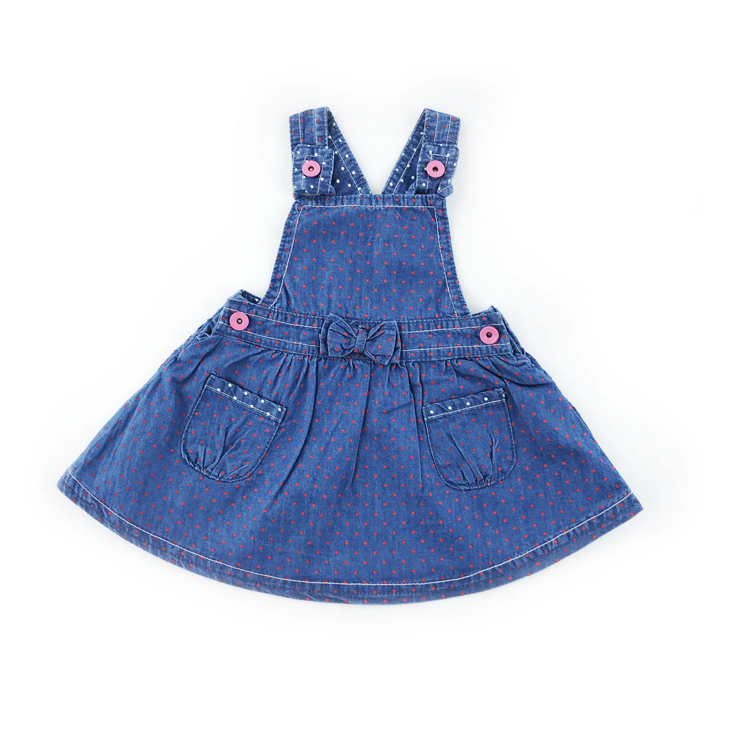 Civil Baby Denim Dress for Baby Girls