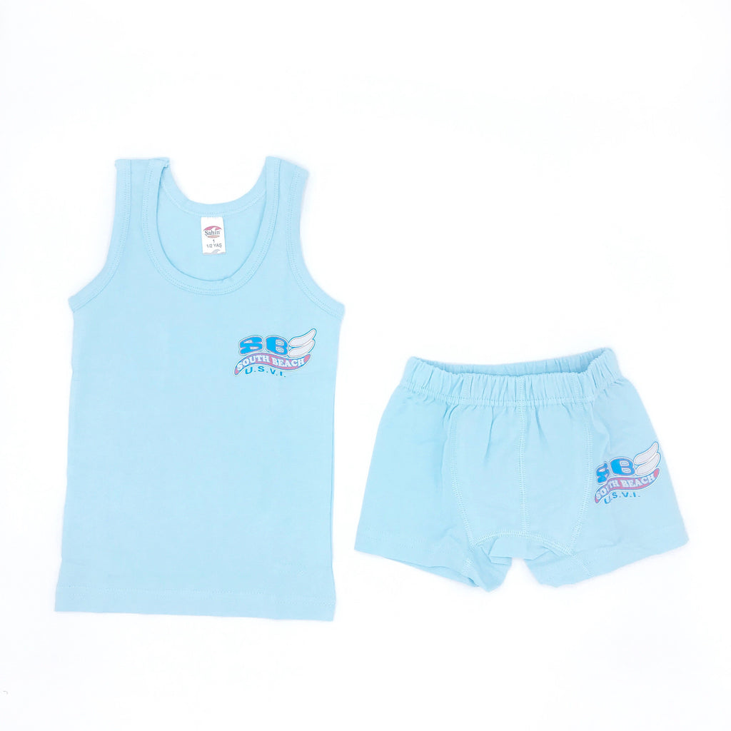 Sahin Hoisery Underwear & Undershirts Set for Boys
