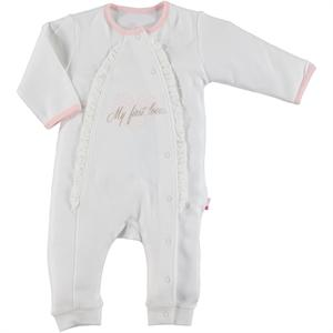 Babycenter My First Love Babysuit For Newborn Girls