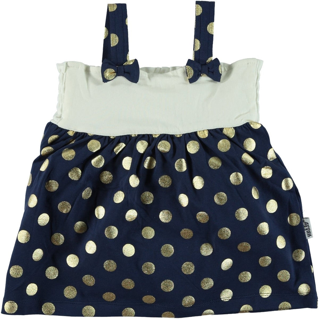 Kujju Strappy Dress for Baby Girls